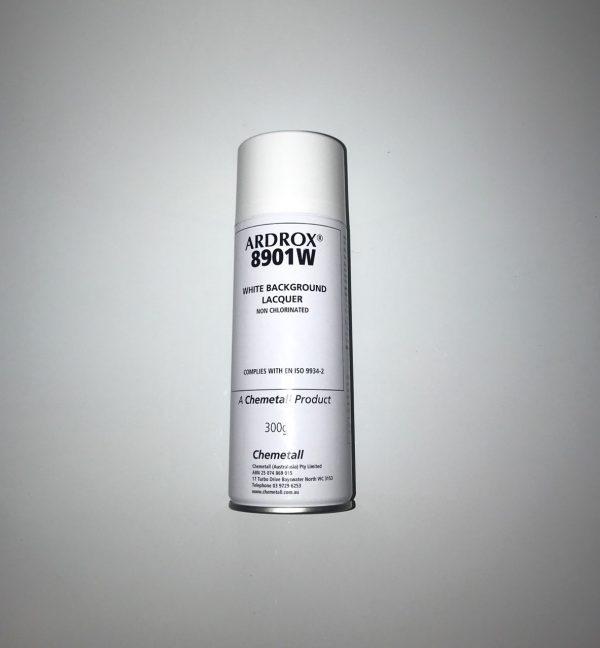 12 x Ardrox 8901W White background
